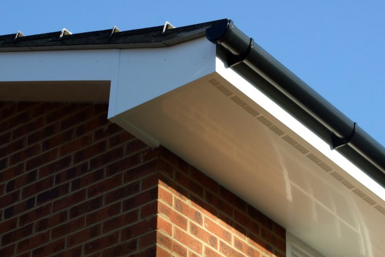 Alpha roofing kendal services fascias guttering soffits for Soffit and fascia calculator